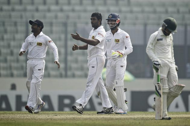 Bangladesh vs. Sri Lanka, 1st Test, Day 4: Video Highlights, Scorecard & Report