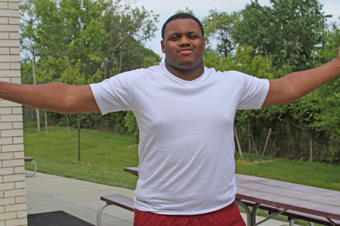 Damian Prince to Maryland: Terrapins Land 5-Star OT Prospect