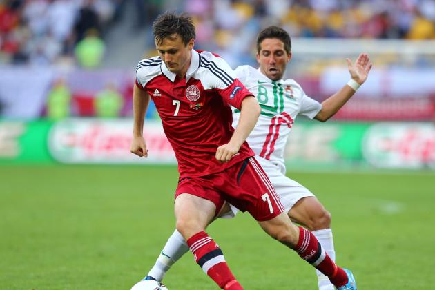 William Kvist to Fulham: The Cottagers Acquire VfB Stuttgart Midfielder on Loan