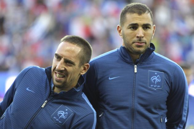 Franck Ribery, Karim Benzema Acquitted on Charges for Underage Solicitation