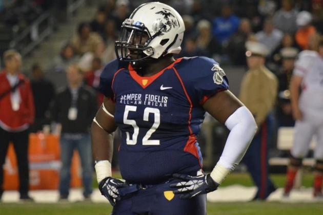 Poona Ford to Texas: Longhorns Land 4-Star DT Prospect