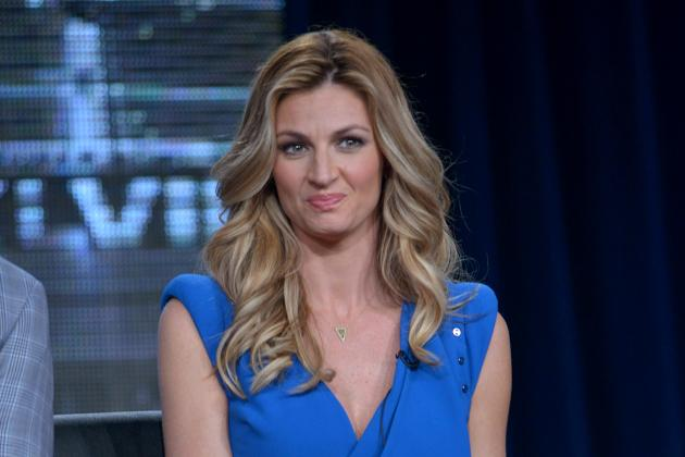 Erin Andrews: Preparing for Super Bowl XLVIII