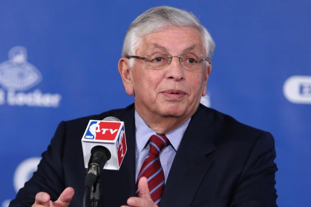 Debate: Is David Stern the Best Commissioner in Sports History?
