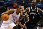 Report: Nets Eyeing Kevin Durant in 2016
