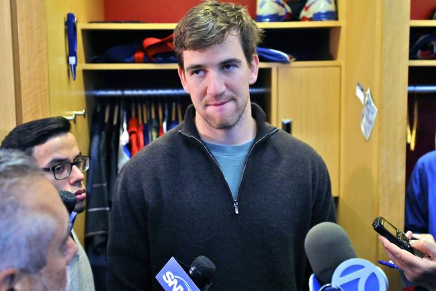 Giants, Eli Manning Accused of Creating Fraudulent Memorabilia in Lawsuit