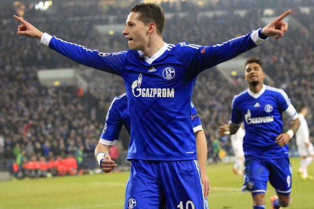 Arsenal Transfer News: Horst Heldt Discusses Potential Julian Draxler Move