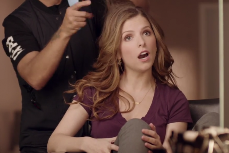 Actress Anna Kendrick Stars in Hilarious 'Non-Super Bowl' Ad