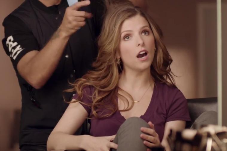 Actress Anna Kendrick Stars in Hilarious 'Non-Super Bowl' Ad