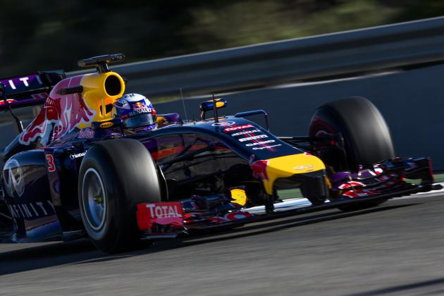 Red Bull and Other Renault Teams Continue to Struggle at Jerez Formula 1 Test