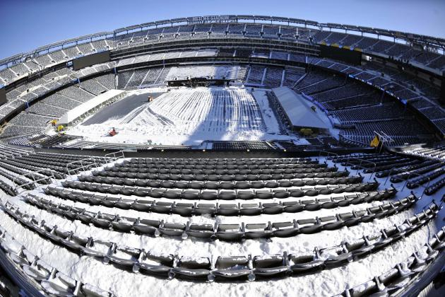 Super Bowl Weather 2014: Breaking Down Latest Forecast for Seahawks vs. Broncos