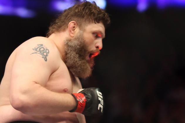 Roy Nelson vs. Antonio Rodrigo Nogueira Targeted for UFC Return to Abu Dhabi