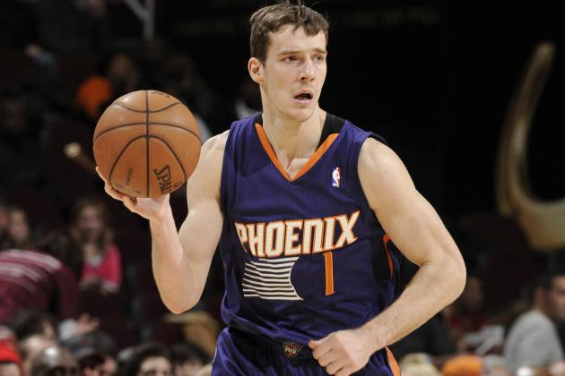 Phoenix Suns' Goran Dragic Faces 'Brutal Competition' to Be an All-Star