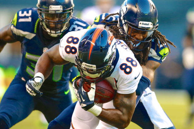 Can the Broncos Beat the Seahawks' Press Coverage?