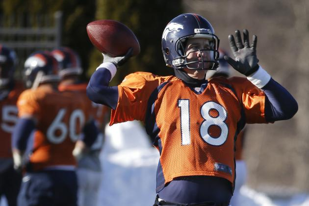 Super Bowl Line 2014: Explaining Why Point Spread Favors Broncos over Seahawks