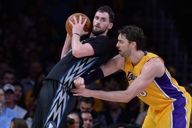 a543373f0a16 Anonymous NBA General Manager  Kevin Love to Lakers Is  100 Percent  Certainty