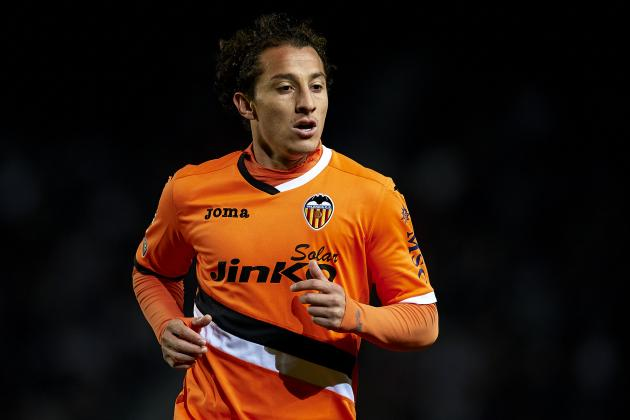 Andres Guardado to Bayer Leverkusen: Bayer Acquire Mexican Star on Loan