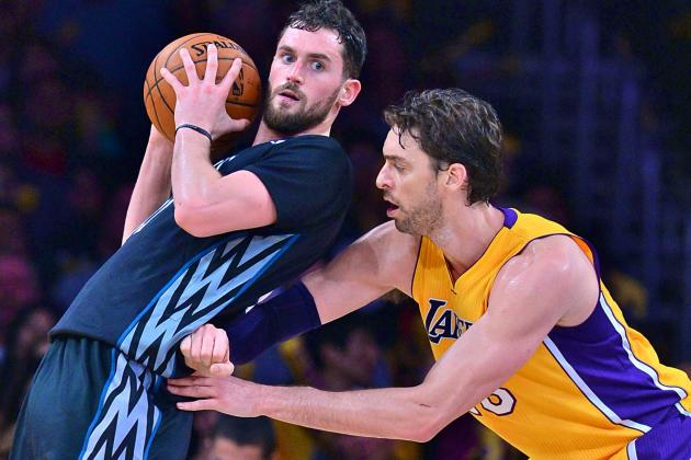 Anonymous NBA General Manager: Kevin Love to Lakers Is '100 Percent Certainty'