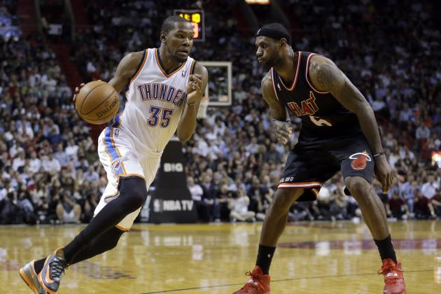 Oklahoma City Thunder Arriving as Miami Heat's Biggest Threat to Three-Peat