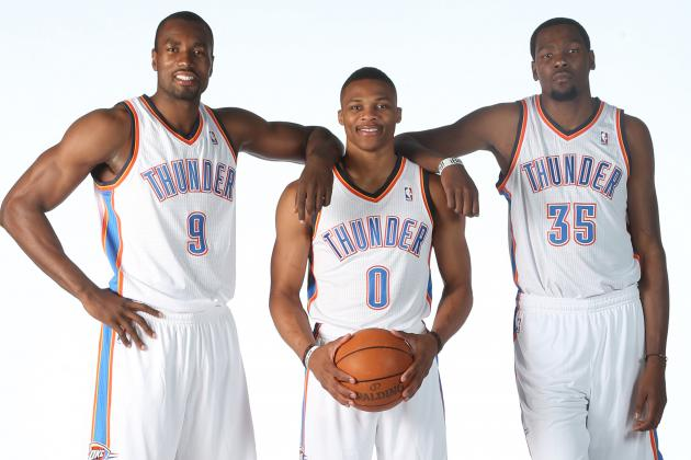 Is Serge Ibaka Finally Ready to Complete OKC Thunder's Big Three?