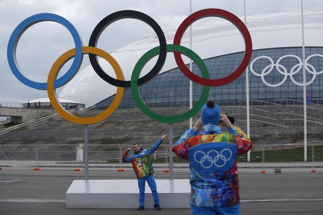 NBC Olympics Schedule 2014: Full Viewing Guide for Sochi Games