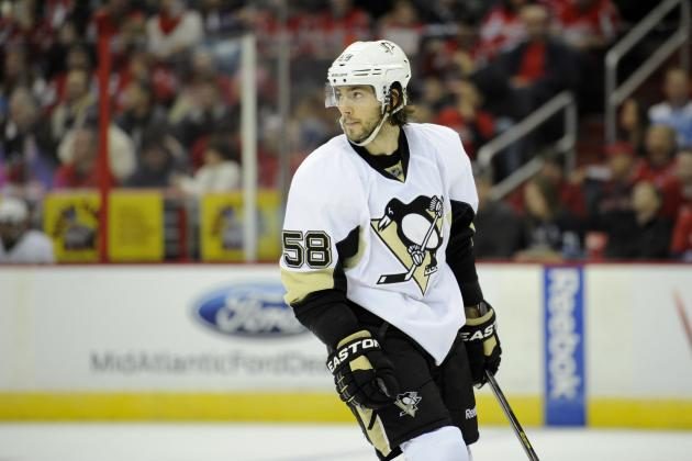 What to Make of the Trade Speculation Surrounding Kris Letang