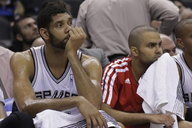 What to Make of San Antonio Spurs' Struggles Against NBA's Best