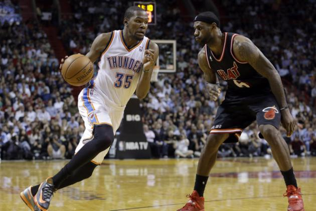 Miami Heat's Weaknesses Exposed by Oklahoma City Thunder