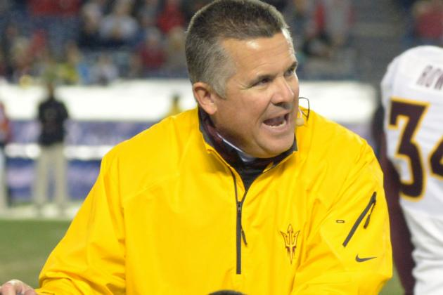 ASU Football Recruiting Class 1 of Nation's Best