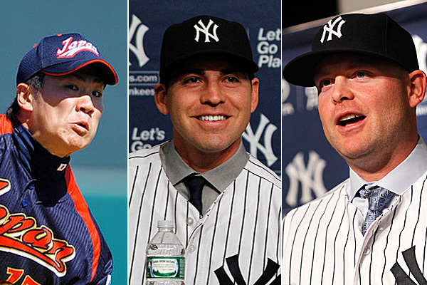 Spring Training Preview: Best Case, Worst Case for Newest Yankees