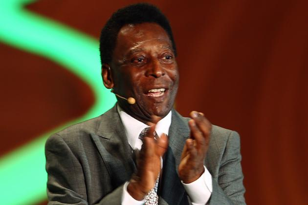 Brazil Football Legend Pele to Visit Egypt in February