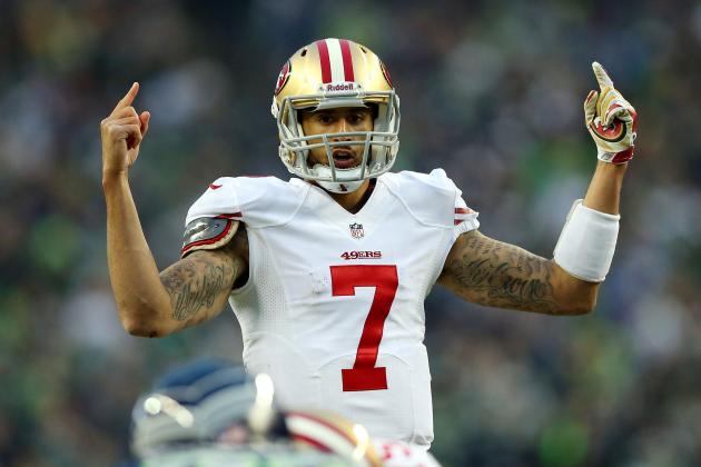 Kaepernick on Extension: You Need to Balance Your Money