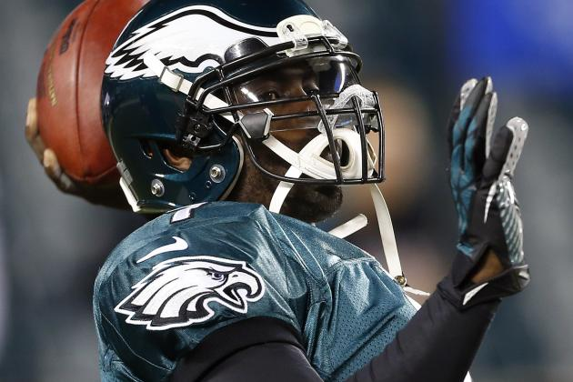 Michael Vick: I'll 'Absolutely' Be a Week 1 Starter