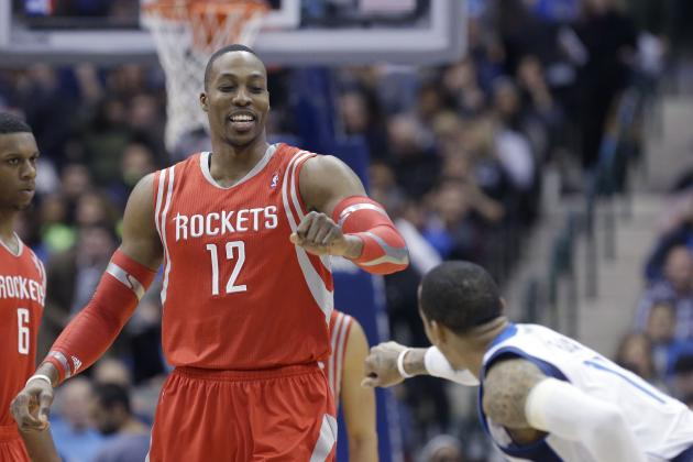 Early Postseason Wish List for the Houston Rockets