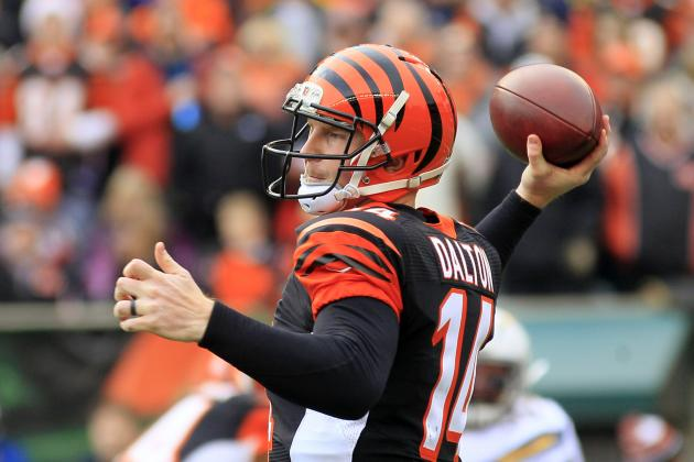 Andy Dalton: The Good, Bad and Ugly from 2014 Playoffs