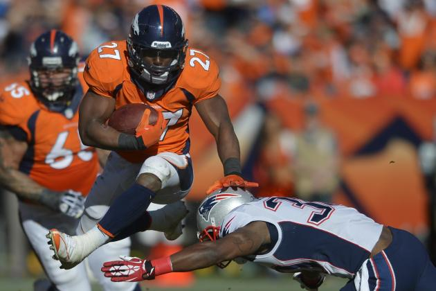 Super Bowl 2014: Knowshon Moreno Is Key to Denver Taking Home Lombardi Trophy