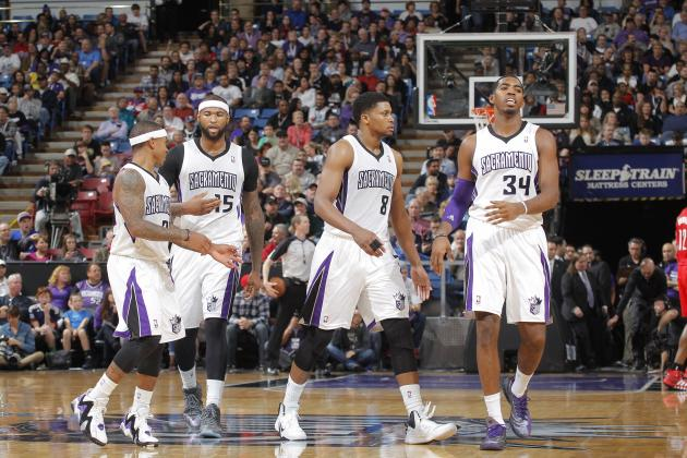 Trade Targets to Complete Sacramento Kings' Rebuild
