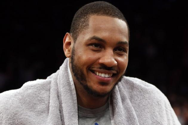 Debate: Do You Want to See the Knicks Build Around Carmelo Anthony?