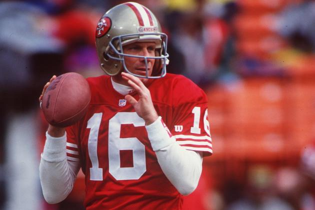 Joe Montana Talks Young QBs, Peyton Manning and More in Exclusive Interview