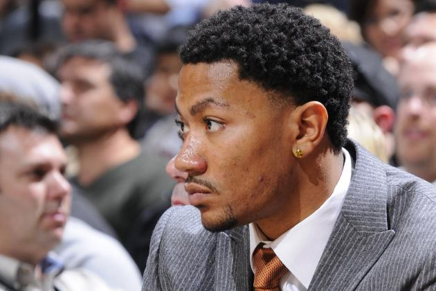 Debate: Do You Want to See Derrick Rose Return This Season?