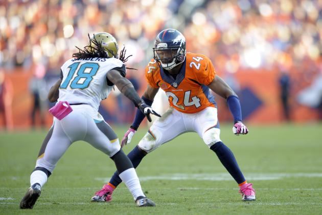 Broncos vs. Seahawks: Champ Bailey vs. Golden Tate Is Crucial Matchup to Watch