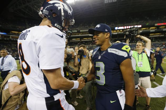 Seahawks vs. Broncos: Super Bowl QB Battle Provides Interesting Legacy Dichotomy
