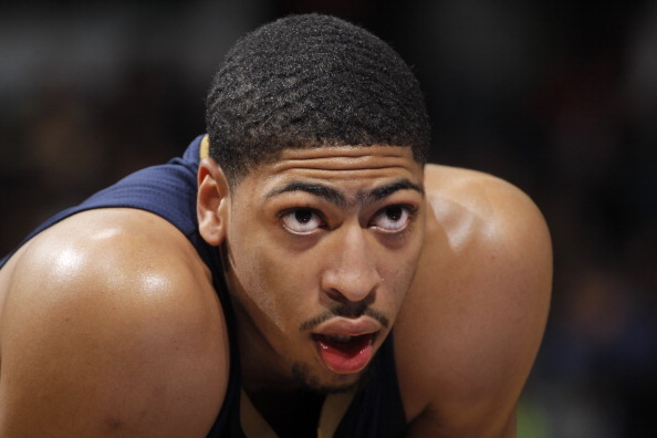 Anthony Davis Approaching History at Just 20 Years Old