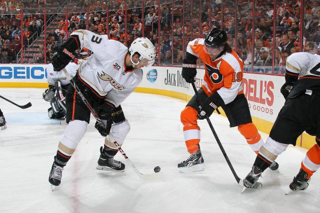 Philadelphia Flyers vs. Anaheim Ducks: Live Score, Highlights and Analysis