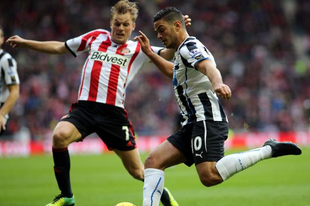 Newcastle vs. Sunderland: Live Stream Info, Preview for Tyne and Wear Derby 2014