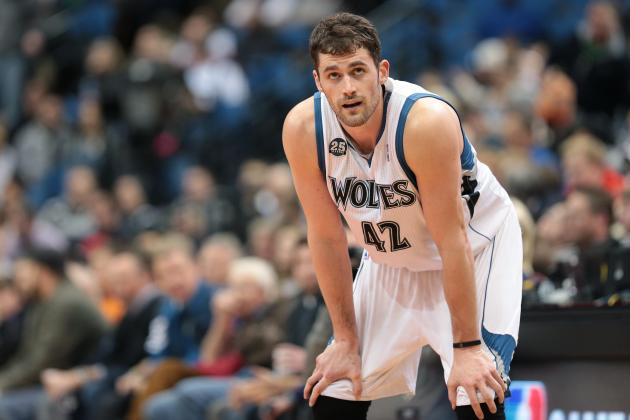 Lakers Rumors: Kevin Love Should Look Before He Leaps to LA as 2015 Free Agent