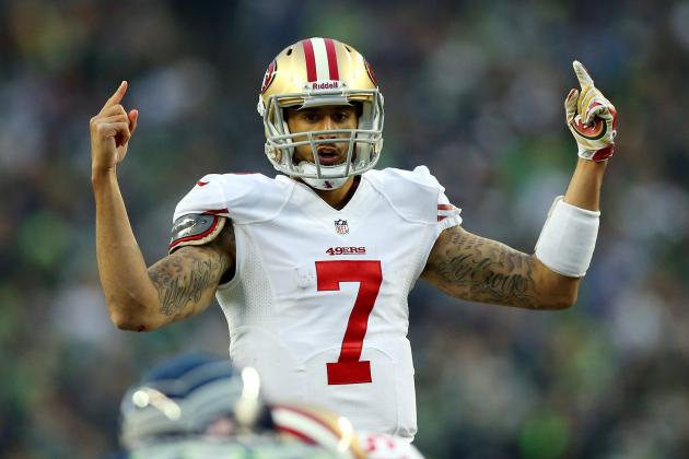 Colin Kaepernick's Comments About Richard Sherman Have No Substance Without Wins