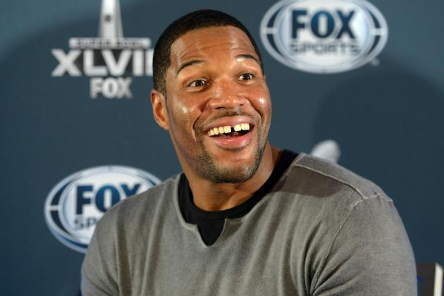 Michael Strahan Should Be a Hall of Fame Shoo-in