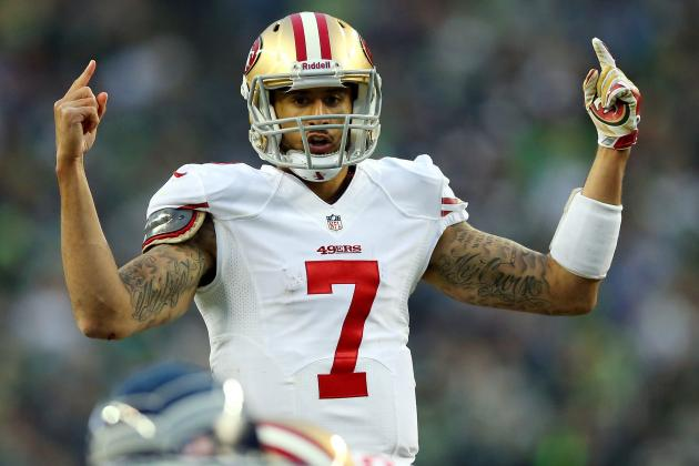 Kaepernick Thinks Peyton Can Pick Apart Seattle's Nickel Defense