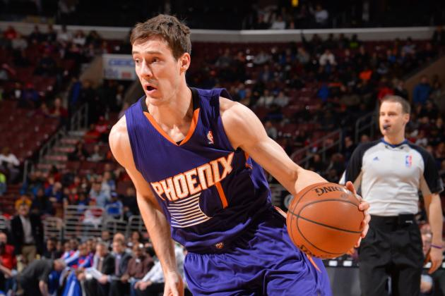 Dragic Not Selected to West All-Star Team