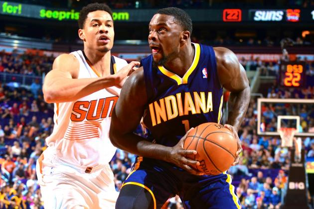 Phoenix Suns vs. Indiana Pacers: Live Score and Analysis
